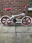 GT Pro Performer SPACE GHOST Refurbished 80s Style FREESTYLE BMX BIKE