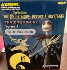 NEW Nightmare Before Christmas Dr. Finklestein Trading Figure Series 1