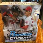 2018 Bowman Chrome HOBBY BASEBALL BOX