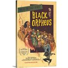 Premium Thick Wrap Canvas Wall Art entitled Black Orpheus 1959