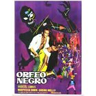 Poster Print Wall Art entitled Black Orpheus 1959