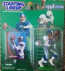 Deion Sanders Starting Lineup 1998 Edition Sports Collectible Figure NIB f/s