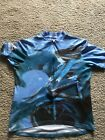 Mens XL Cycling Jersey Vintage 2000 Ride the Rockies