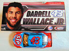 BUBBA WALLACE  DALE INMAN SIGNED 2018 STP NASCAR 1 24 DIECAST CAR