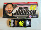 JIMMIE JOHNSON HAND SIGNED 2018 LOWES FOR PROS NASCAR MONSTER CUP 1 24 CAR