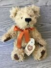 "Vtg 1999 The Boyds Collection Dutch P. Beanford Plush Bear 11"" NWT Gift"