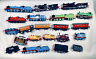 Lot of 21 Thomas the Train Shining Time Station Ertl Diecast Metal MUST SEE