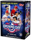 2017 Topps Opening Day Baseball Series Unopened Blaster Box with 11 Packs of 7