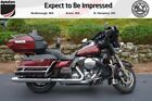 2014 Harley Davidson Touring Electra Glide Ultra Limited Mysterious Red Sunglo Harley Davidson FLHTK at AlphaCars
