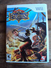 Sid Meier's Pirates! (Nintendo Wii, 2010) Complete Rated E Everyone 2K Games