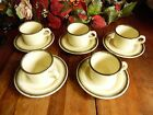 10 NEW OTHER(old stock) ANCHOR HOCKING PEPPERCORN SAUCERS 6.5
