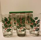 Berries Christmas 6pc Holiday Set  # A752