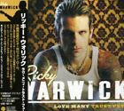 Love Many Trust Few [CD] Ricky Warwick