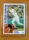 Wade Boggs Cards, Rookie Cards and Autographed Memorabilia Guide 5