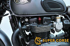 Headbolt Covers Triumph Bonneville T100 T120 Street Twin Bobber Headbolt Finned