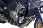 Honda CBF 600 S/N ab Bj. 2008 Engine protection bar Black BY HEPCO AND BECKER
