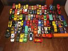 HOT WHEELSMATCHBOXMAISTO ECT ECT HUGE LOOSE LOT OF 100 CARSTRUCKSLOT1 LOOSE