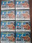 Factory Sealed 8 Box Lot - 2016 Topps Bunt Baseball Cards