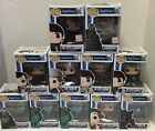 Funko Pop Television Trollhunters Tales of Arcadia Claire Blinkous Jim Set of 11