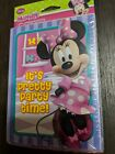 NEW Disney 8 PackMINNIE MOUSE PARTY INVITATIONS Envelopes Thank Yous Checklist