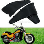 Black Battery Side Fairing Cover For Honda Shadow VLX 600 VT600C STEED400 88-98