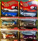 Hot Wheels 2007 RLC Club Exclusive CUSTOMIZED VOLKSWAGEN DRAG TRUCK SET OF 4
