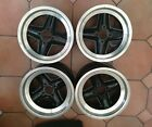 13 Inch 4 Spoke Revolution Staggered Alloy Wheels