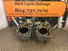 1998 Honda Revere NTV650 NTV 650 RC33 Engine Cylinders Cylinder Jugs Jug Barrel