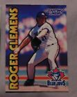 1999 Starting Lineup Roger Clemens Blue Jays Baseball Card