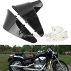 Pair Battery Side Fairing Cover For Honda Shadow VLX600 VT600C STEED400 88-98