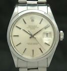 1968 ROLEX Oyster Perpetual DATE MENS WATCH 1500 VTG 1960s SWISS Automatic RARE