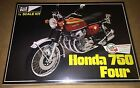 MPC Honda 750 Four Motorcycle 1/8 motorcycle model kit new 827