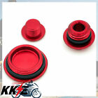 NEW HONDA ENGINE OIL PLUGS SETS CRF250R CRF450R CRF250X CRF450X TRX450R CRF250L