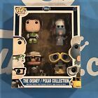 Funko Pop The Disney Pixar Collection (Buzz Lightyear, Remy, Wall-E, Carl) D23