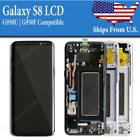 Samsung Galaxy S8  S8+ Plus LCD OEM OLED Display Screen w Frame Good Condition