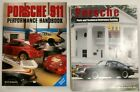 Porsche 911 Performance Handbook, 2nd Ed., Bruce Anderson; and  a Parts Manual