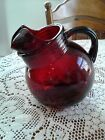 Royal Ruby Tilt Ball Pitcher 6