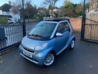 Smart Fortwo Passion Cabriolet 2011 47800 miles