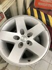 Jeep Wrangler Stock Wheels