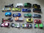 Huge Lot 200 Plus Toy CarsTrucks etc various Hot wheels Matchbox And More