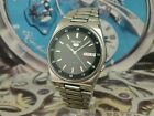 VINTAGE SEIKO 5 AUTOMATIC WRIST WATCH,23 J RAILWAY TIME-MADE IN JAPAN-REF 7S26