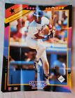 Darryl Strawberry Dodgers Starting Lineup Poster 11x14