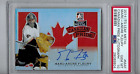 2014 Leaf Metal Marc-Andre Fleury Canadian Pride Auto # 25 PSA 10 Gem Mint Pop 1