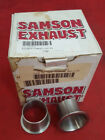 NEW Samson A 242 Shovelhead Torque Cones for Harley Exhaust Made in USA 1 3 4