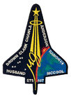NASA SPACE SHUTTLE COLUMBIA STS 107 5 PATCH PATCHES