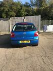 volkswagen polo 12 low mileage and years mot