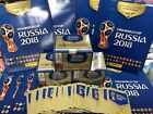 2018 PANINI MEXICO RUSSIA FIFA WORLD CUP SOCCER STICKERS SEALED 100 PACK BOX