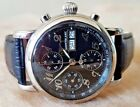MONTBLANC Meisterstuck STAR 7016 CHRONOGRAPH Automatic St. Steel 37mm MENS Watch
