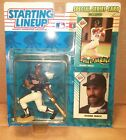 Shane Mack Starting Lineup action figure from 1993 Minnesota Twins