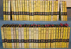 Nancy Drew Books 1 56 Yellow Spine matte covers many early and a few firsts